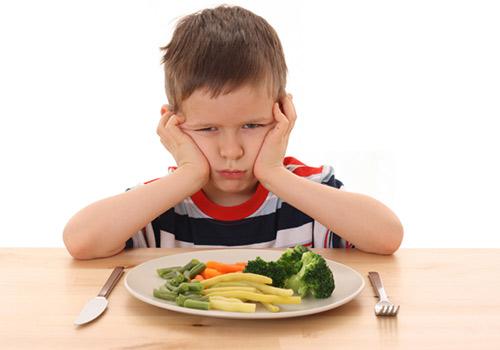 Παιδική και εφηβική διατροφή
